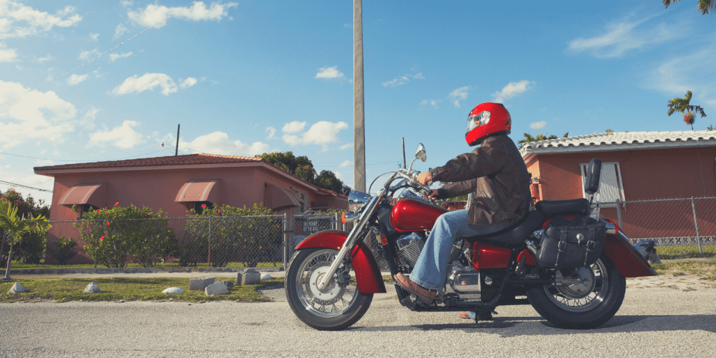 Motorcycle accident lawyer takes joy ride in Riverview, FL