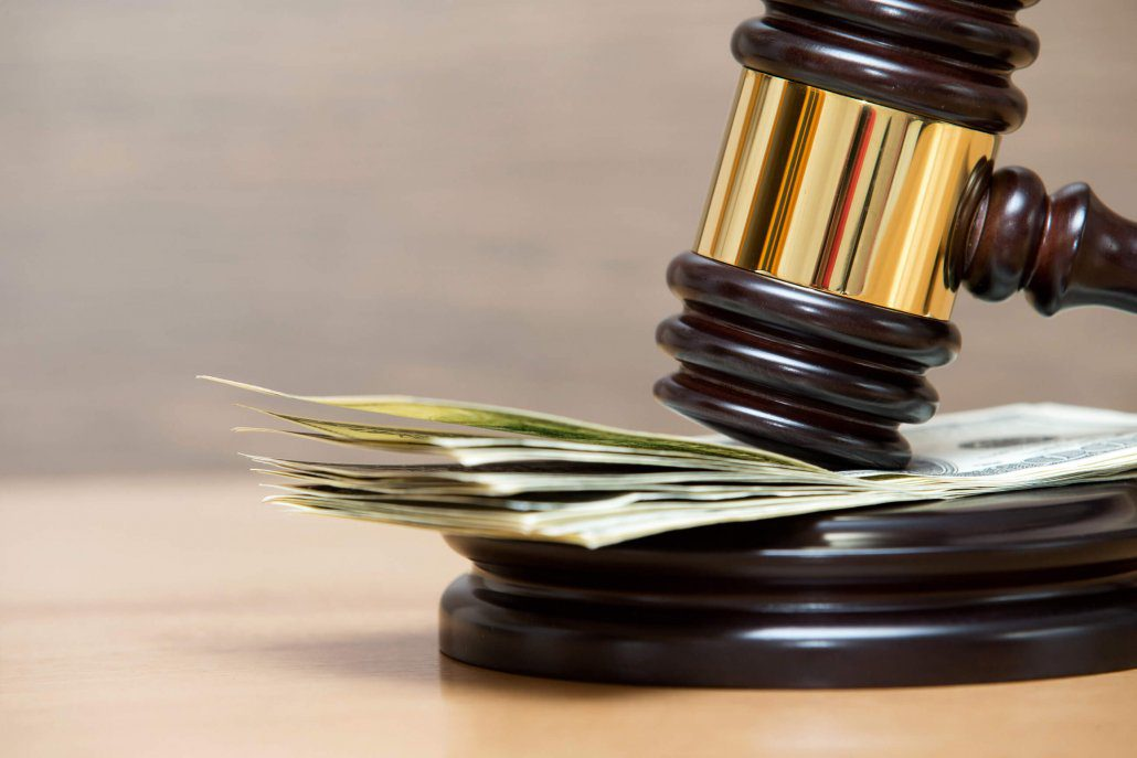Money is awarded for a car accident settlement in Florida