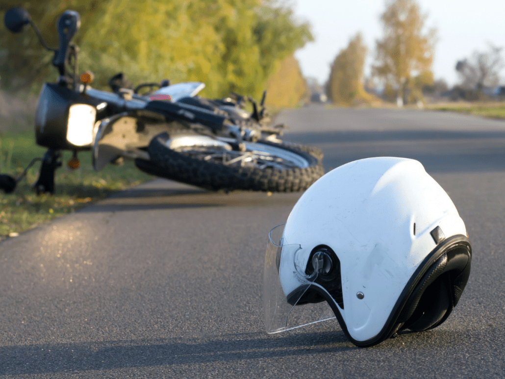 Incident that will lead to motorcycle accident claims in Florida