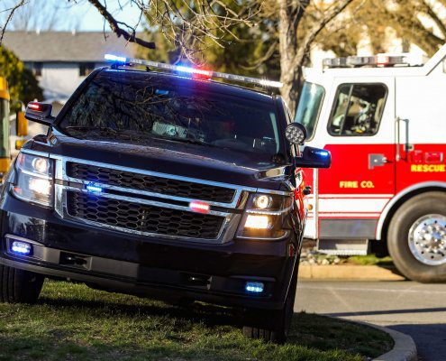Utility truck driver dies in riverview