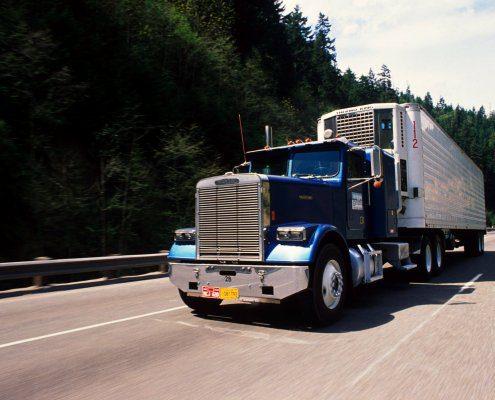 truck operator battles truck driver fatigue in riverview, florida