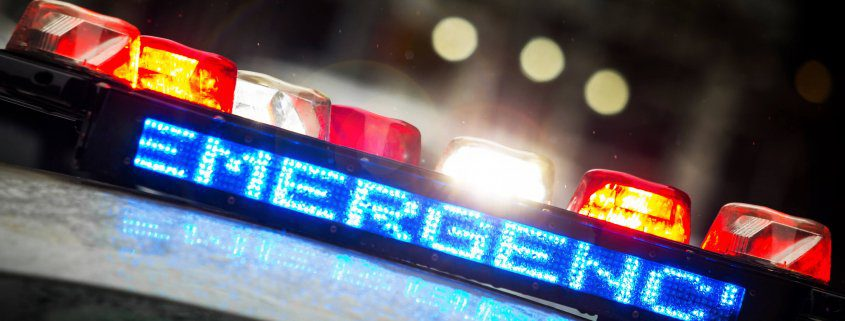 police are called after a pedestrian dies in crash in manatee county