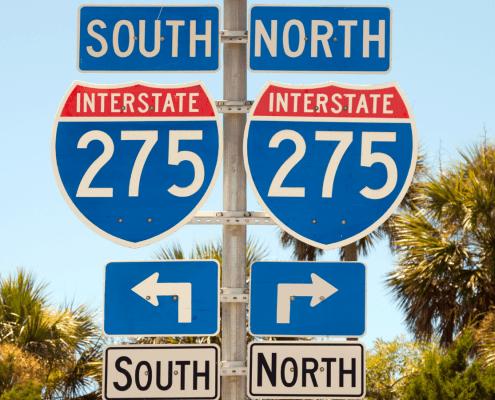 I-275 back open after deadly crash