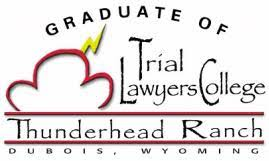 Trust badge from Trial Lawyer College